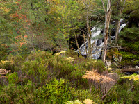 Glen Strathfarrar Waterfall
