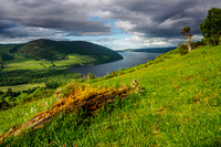 Loch Ness From Above Borlum