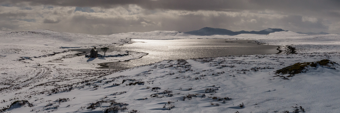 Loch Ma Stac Panorama